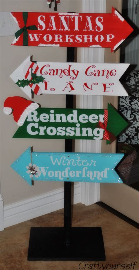 directions   north pole craft
