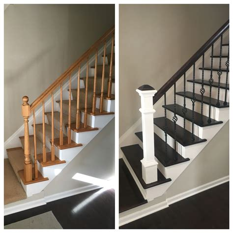 staircase makeover staircase wall decorating ideas