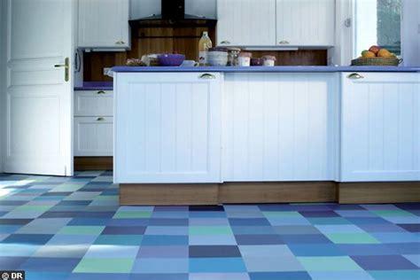 sol vinyl cuisine sol vinyle aspect carrelage 14 sols pour la cuisine
