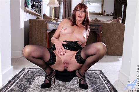 freshest mature women on the net featuring anilos lily anilos sex woman