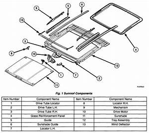 Need An Oem Diagram For Mechanical Repair Of 1999 Dodge