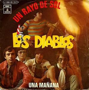 Tremendos Microsurcos  Los Diablos  Un Rayo De Sol 7 U0026 39  U0026 39   1970