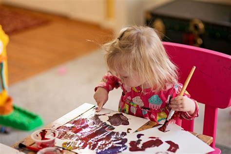 Basteln Mit 2jährigen Kindern  20 Ideen Mit