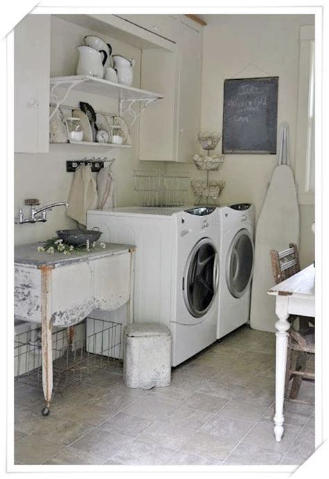 shabby chic laundry laundry shabby chic and shabby on pinterest