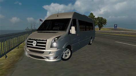 vw crafter tuning ets2 vw crafter tuning logitech g27 truck simulator 2