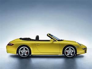 Porsche 911 Carrera S Cabriolet  997  - 2005  2006  2007  2008