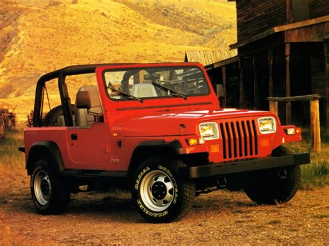 jeep yj the unwanted wrangler why now is the time to buy a square