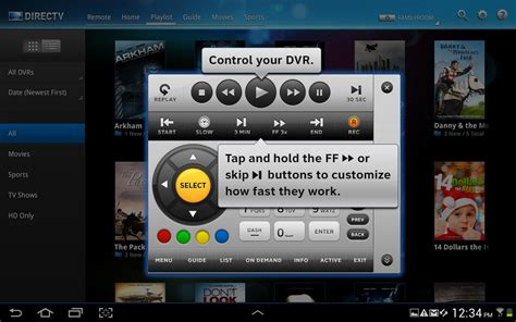 directv android app directv releases tablet app for android droid