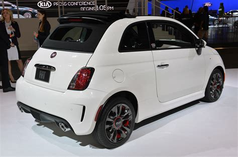 2018 Fiat 500c Gq Edition La 2018 Photo Gallery Autoblog