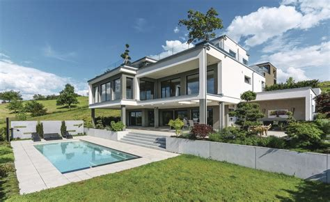 Haus Mit Pool by Traumvilla In Hanglage Weberhaus