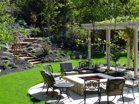 In Backyard by Backyard Landscape Design Built For Limitless Enjoyment
