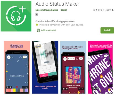 Google resmi mematikan aplikasi pemutar lagu play music hari ini bagi sejumlah pengguna. Ingin Buat Insta Story Menggunakan Musik? Coba 3 Aplikasi ...