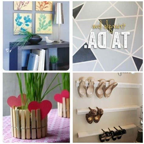 cheap home interiors cheap and easy diy home decor projects