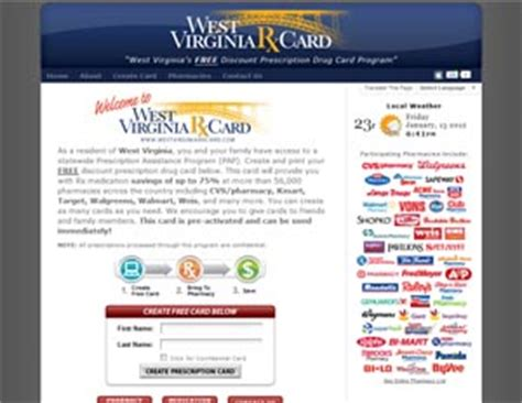 wv medicaid phone number west virginia assistance programs state rx plans
