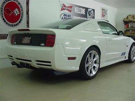 Sell Used 2006 Saleen Extreme Mustang Coupe One Of 7 In
