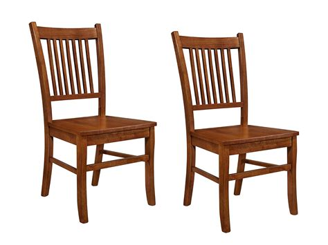 Mission Style Chairs