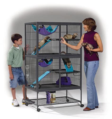 sugar glider cage amazon com midwest deluxe ferret nation unit