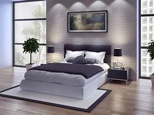 Schlafzimmer Mit Polsterbett : betten luxus im schlafzimmer mit himmelbett futon und rundem bett ~ Sanjose-hotels-ca.com Haus und Dekorationen