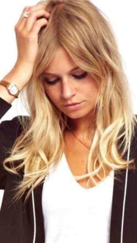 Blonde Dip Dye Hair Pinterest End Of Bleach And Dips