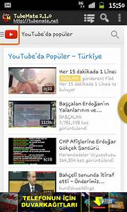 TubeMate YouTube Downloader İndir - Android İçin YouTube ...
