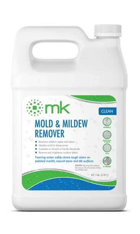 mold mildew remover marble granite tile daily