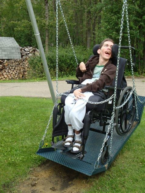 handicap swing 17 best images about wheelchair accessible outdoors and