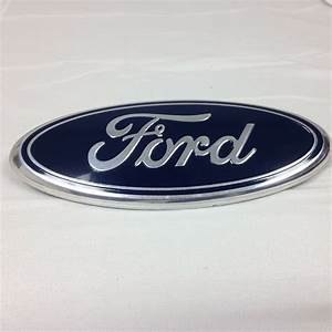 New 2006 Ford F150 Front Grille Or Tailgate Emblem  Blue  9