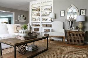 Charming Elegant Home Tour ~ Honeycomb Creative Co. - Town ...