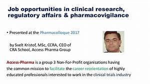 do you know how many rewarding job opportunities exist in With how to get a job in clinical research