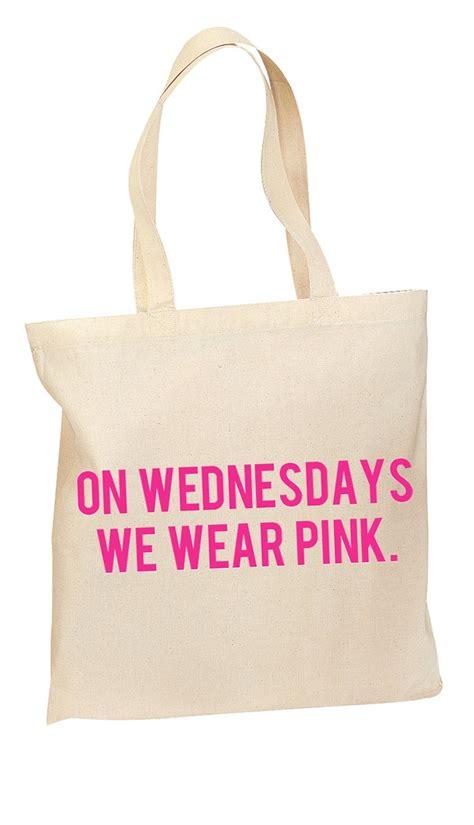 On Wednesdays We Wear Pink Mean Girls