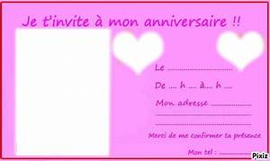 Invitation Anniversaire Fille 9 Ans : fine invitation anniversaire pour fille de 10 ans gratuit ~ Melissatoandfro.com Idées de Décoration