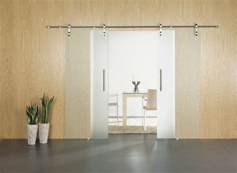 porte coulissante interieur en verre le bois chez vous