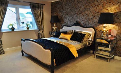 orange  brown bedroom pink black  gold bedroom