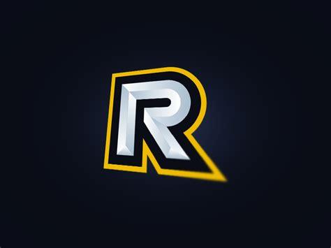 Esports R Logo By Owen M. Roe On Dribbble