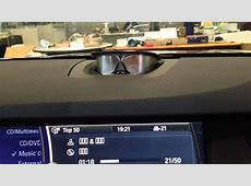 Bang & Olufsen Sound System in BMW 5 series YouTube