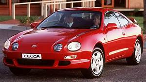 Used Toyota Celica Review  1990