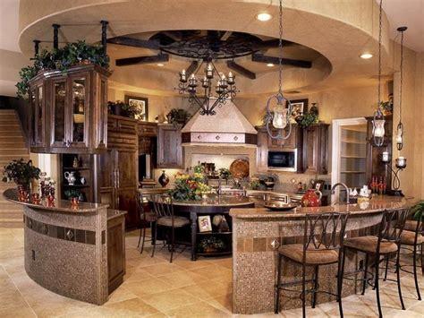 beautiful rustic kitchen designs