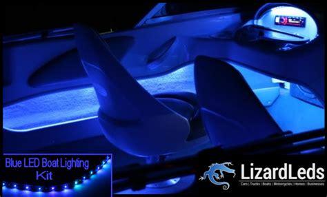 melvin smitson blue led boat lighting kit for sale