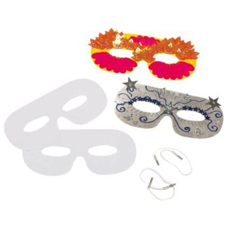 design your own mask design a mask create your own from crafty crocodiles uk
