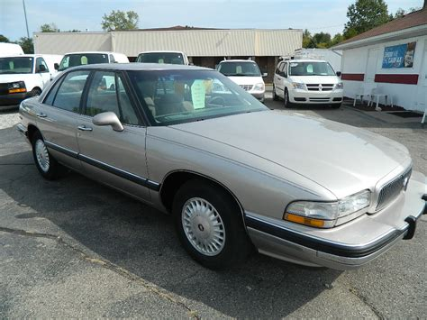 1996 Buick Le Sabre Related Infomation,specifications