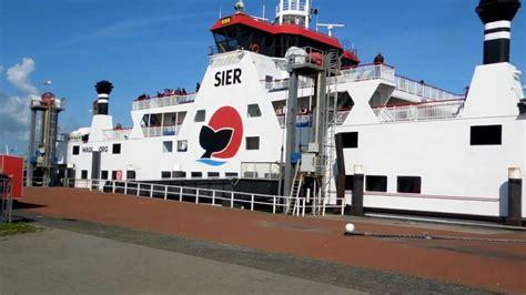 Boot Vanaf Ameland by Veerboot Sier Vertrekt Om 16 30 Vanaf Ameland 1 Youtube