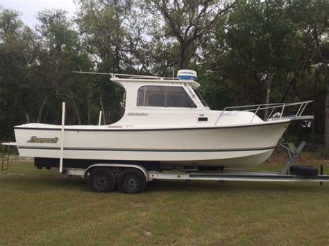 Aluminum Boat Trailer Jacksonville Fl by Shamrock 26 Mackinaw The Hull Boating And