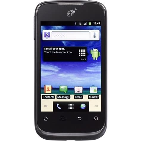 talk android talk huawei ascend ii 865 cdma android phone by