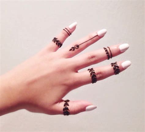 ideas  finger henna  pinterest mandela