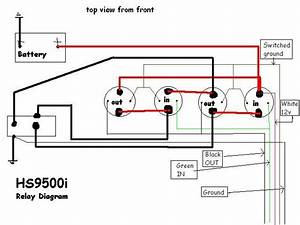 Warn X8000i Wiring Harness Diagram