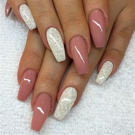 shine  super styled nails   decor  nails