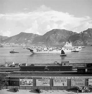 BRITISH TROOPS LEAVE HONG KONG TO JOIN UNITED NATIONS ...