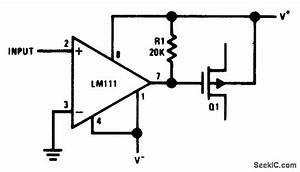 Zero Crossing Detector For Mos
