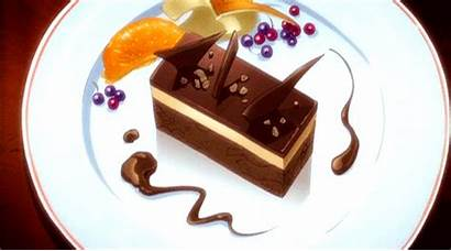 Anime Dessert National Desserts Actual Bad Anguished