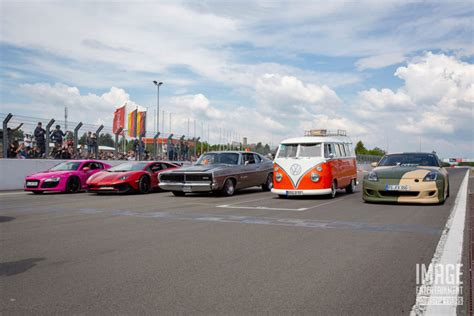 With sunshine and warm weather, cars turned out in droves to nab a spot in the show. ADAC Sachsenring Classic 2021 - GRIP CARS & COFFEE übertrifft alle Erwartungen